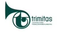 TRIMITAS, koncertinė įstaiga valstybinis pučiamųjų instrumentų orkestras