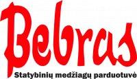 BEBRAS parduotuvė - trinkelės, stogo danga, statybiniai blokeliai Kalvarija, Marijampolė
